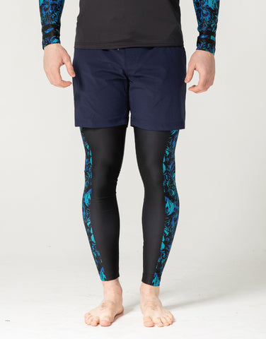 summer compression tights