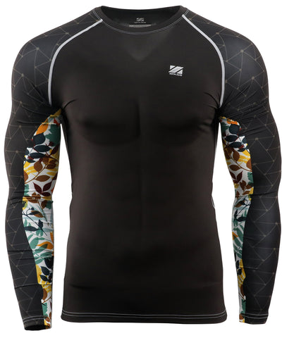 compression full sleeve T-shirt