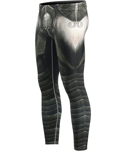 knight bjj compression tights