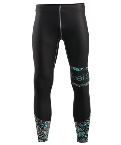 surf compression tights pants