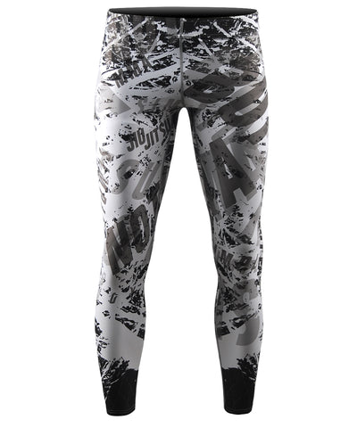 bjj mma gym compression mens pants