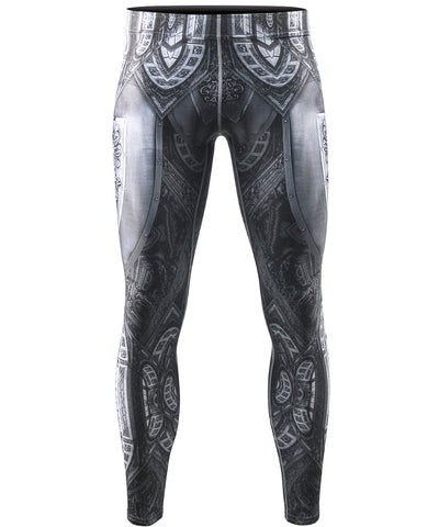 knight armor compression pants