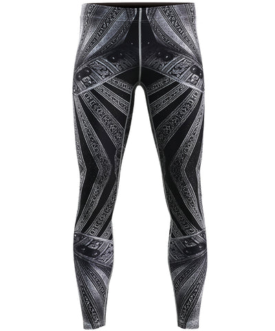 knight compression tight leggings