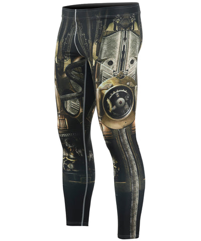 knight compression tight pants