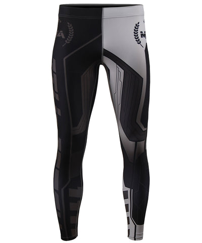 unique compression tight pants