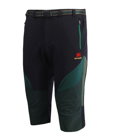 trekking mens outdoor capri pants