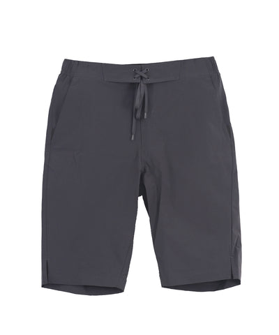 men's short pants charcoal