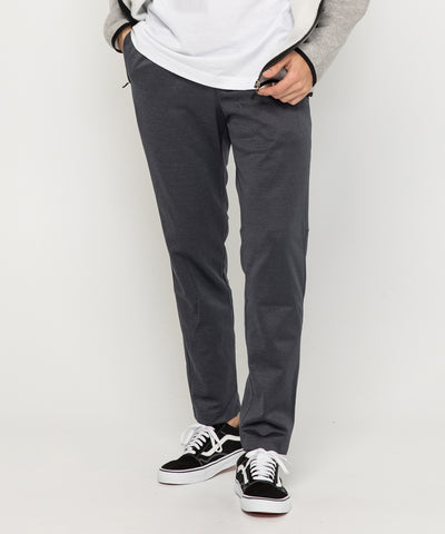charcoal athletic gymwear long pants