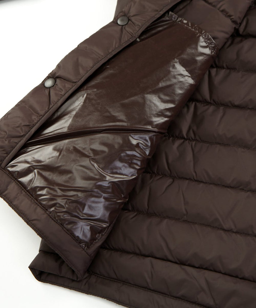lightweight down jacket inside pocket