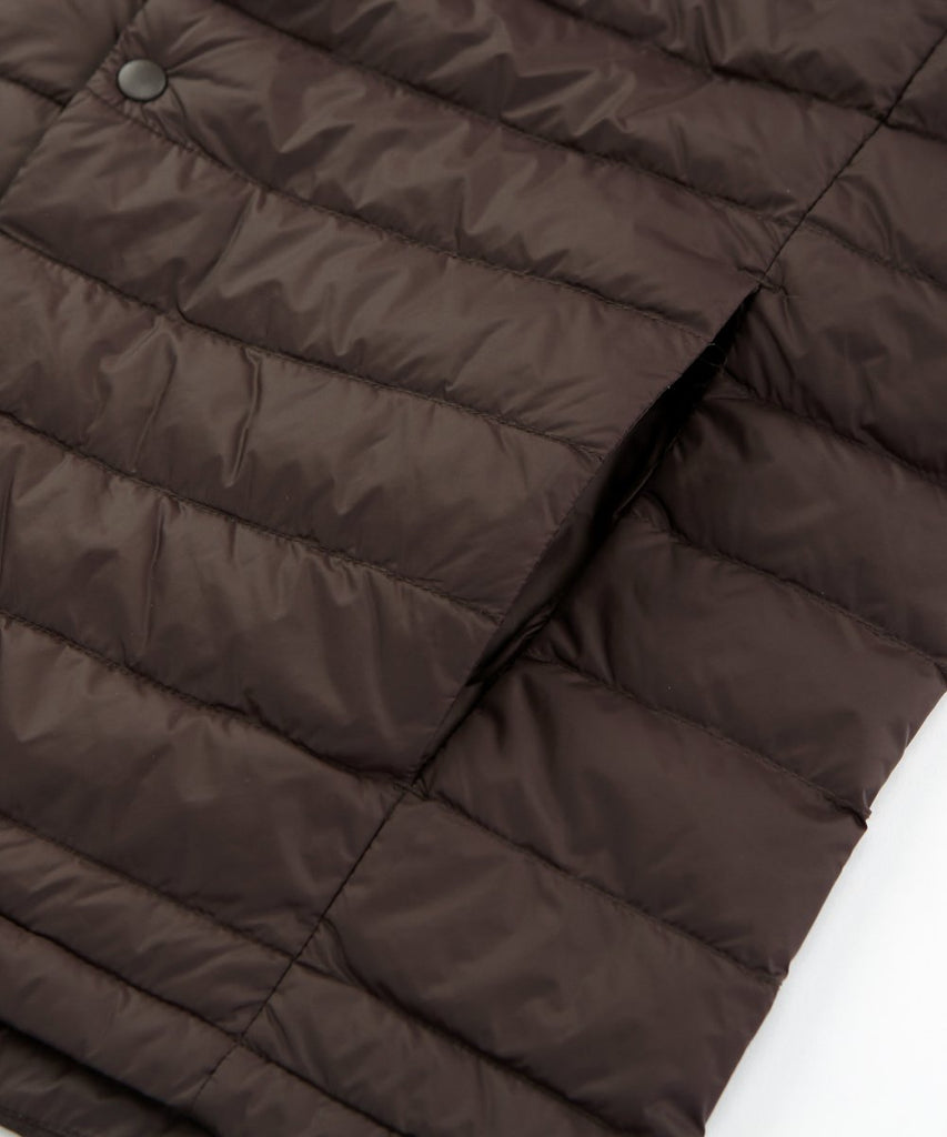 lightweight down jacket pocket