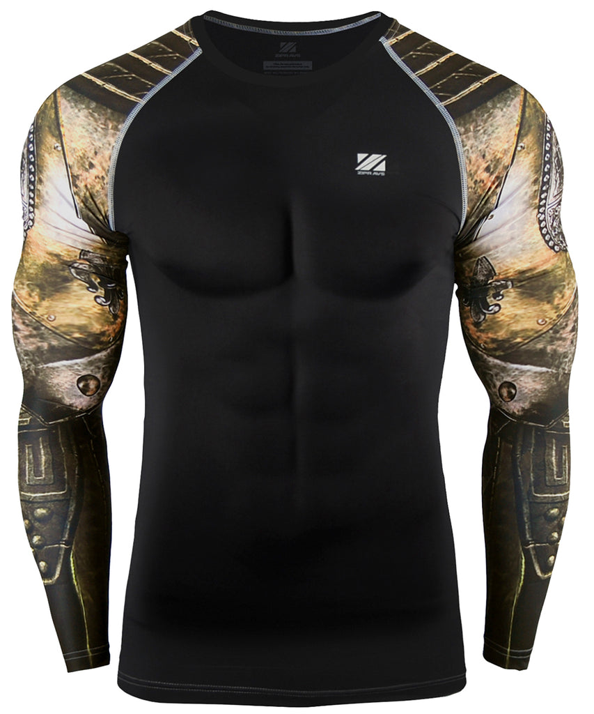 knight compression shirt