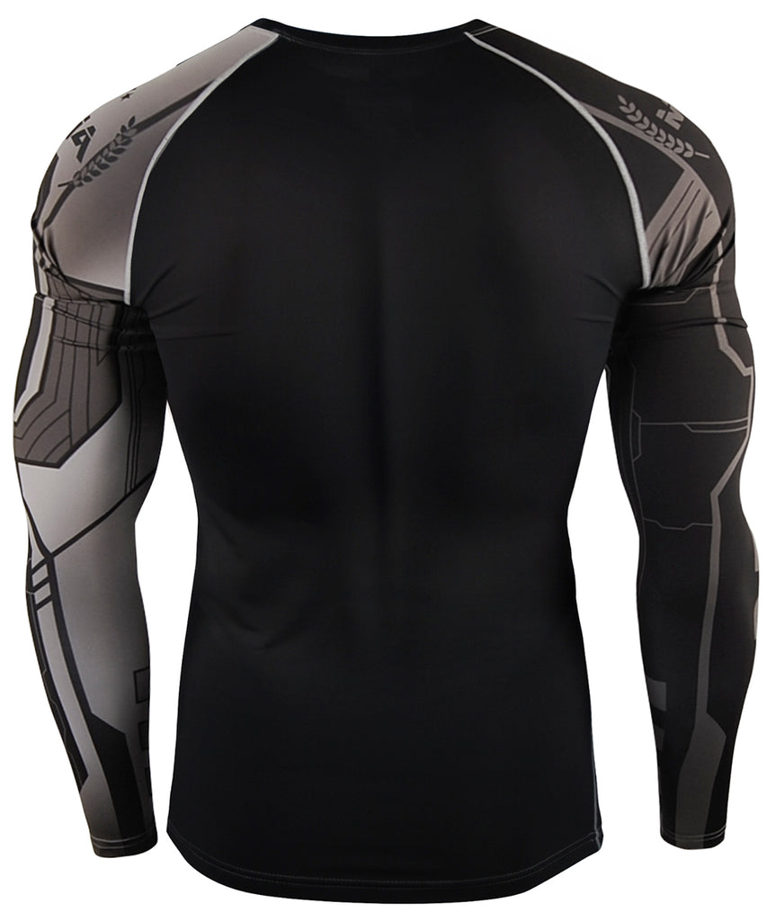 multipurpose long sleeve rash guard