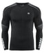 RASHGUARD SPORTS COMPRESSION TEE SHIRT
