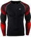 SURF RASH GUARD COMPRESSION T-SHIRT