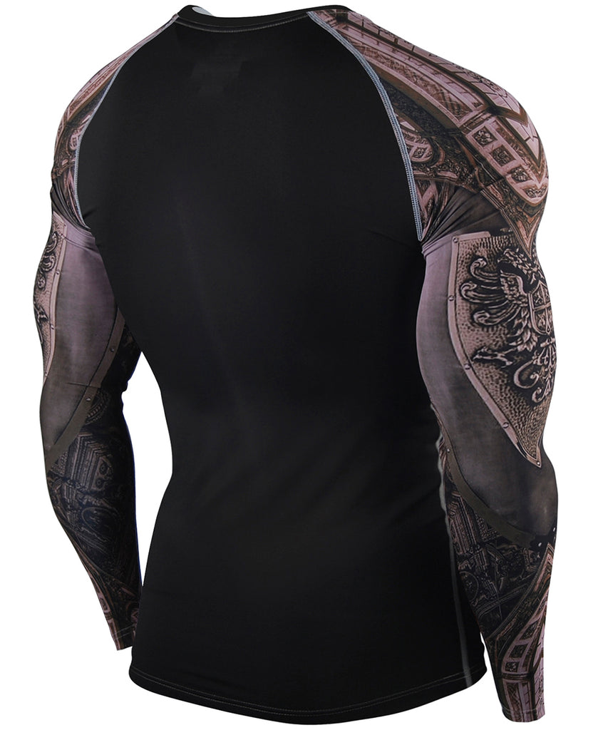 Knight Armor Unique Design Long Sleeves