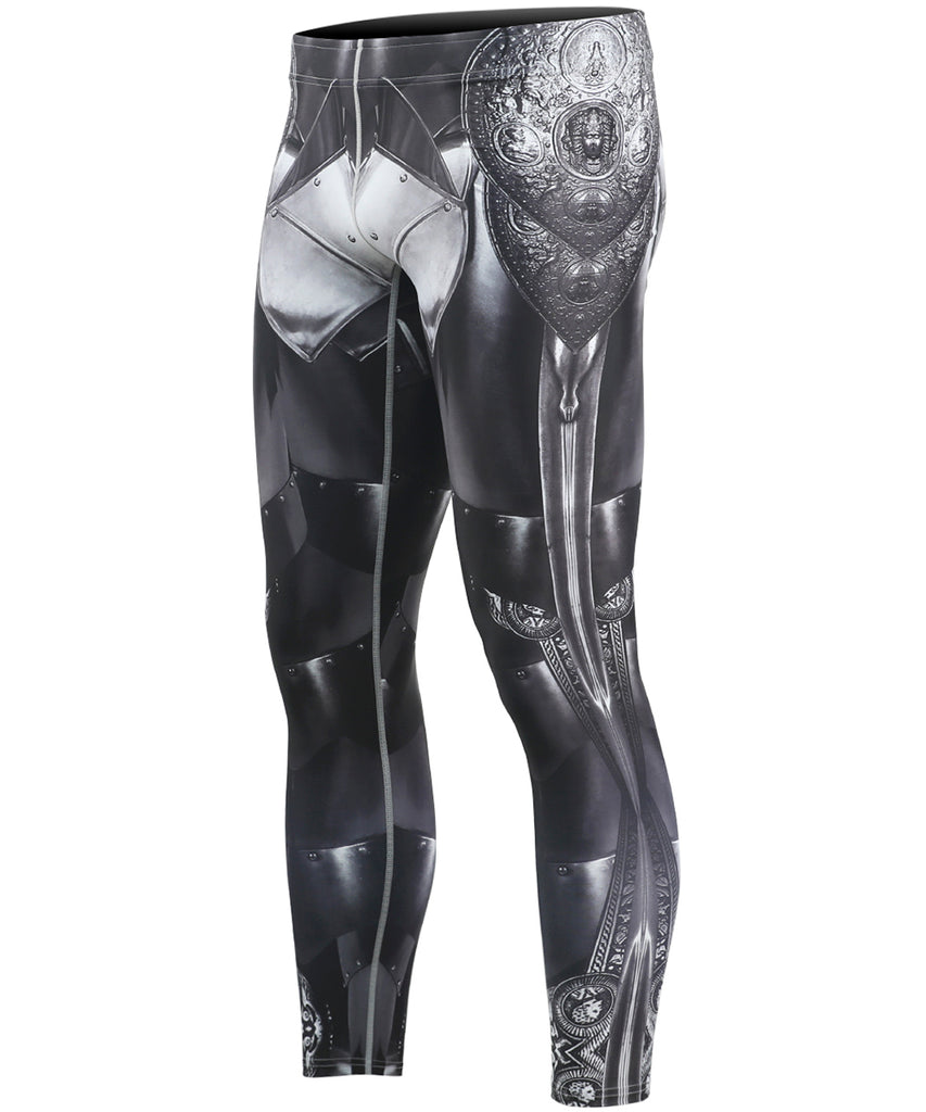Knight Armor Unique Design Tights