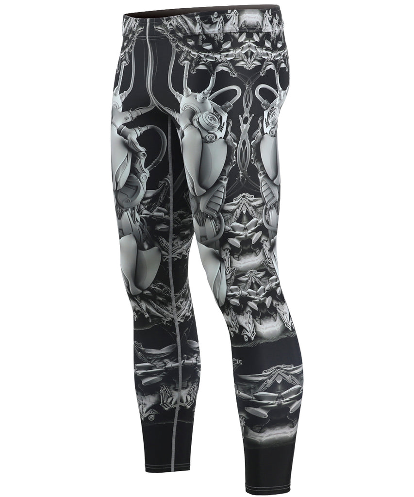 machine design lightweight baselayer leggings