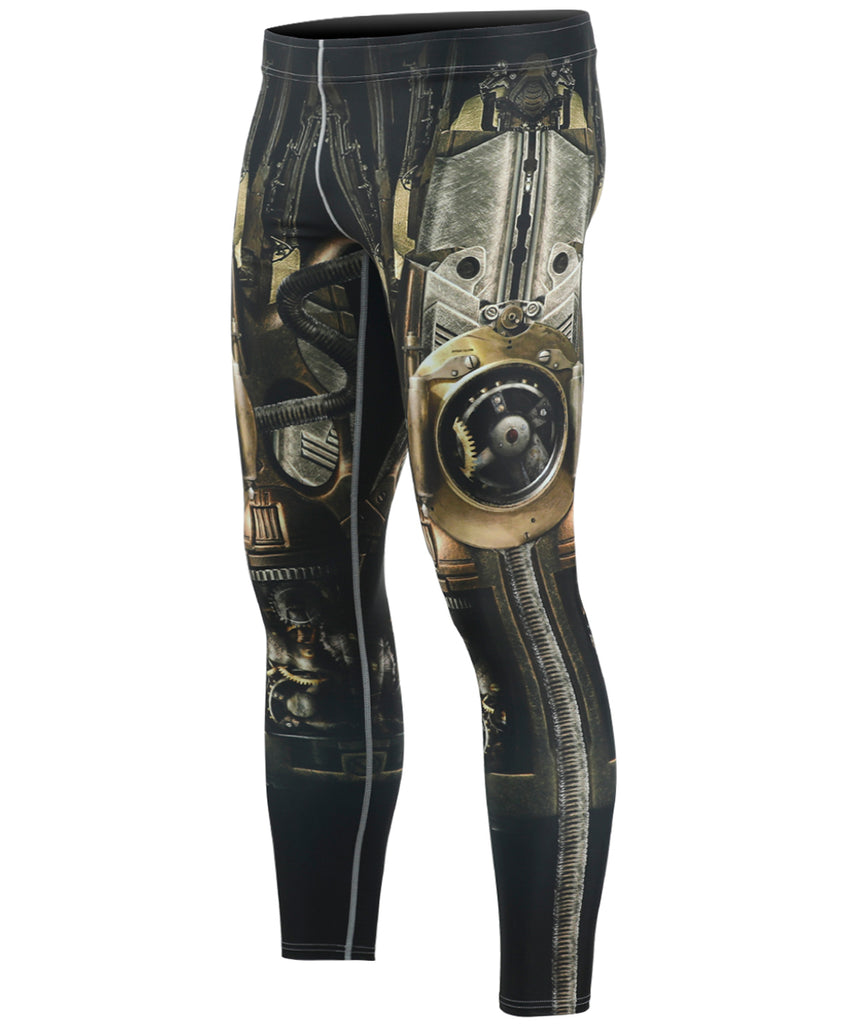 Machine Design Compression Tights