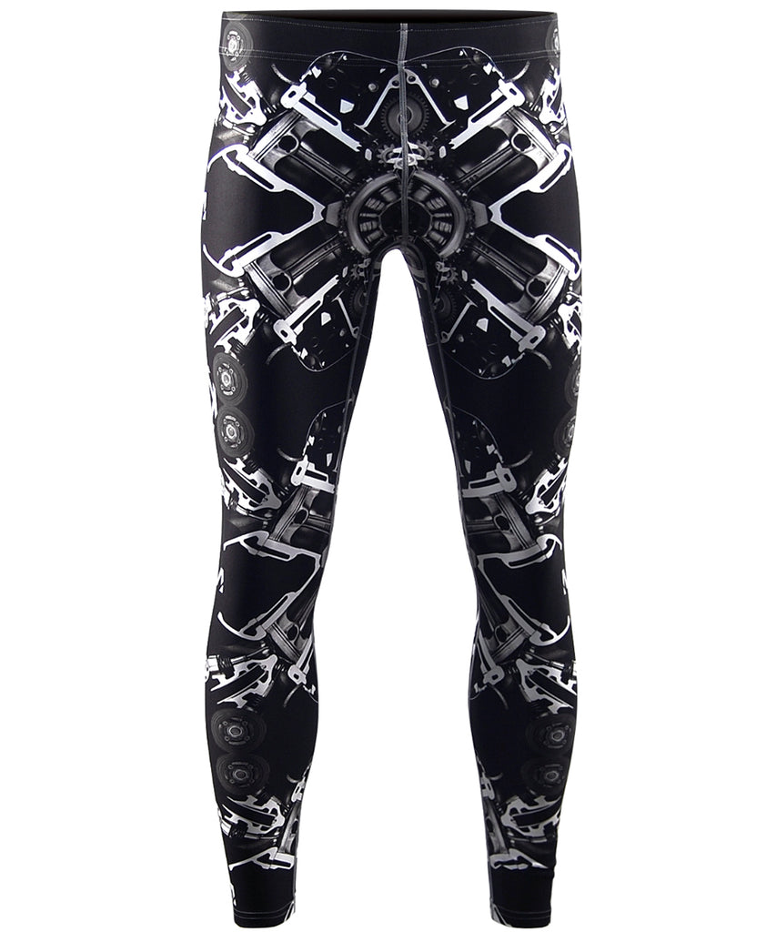 Machine Design Leggings