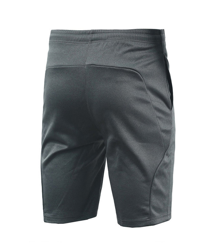 charcoal training short pants