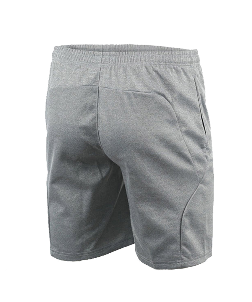 GRAY ATHLETIC SPORTS SHORT PANTS