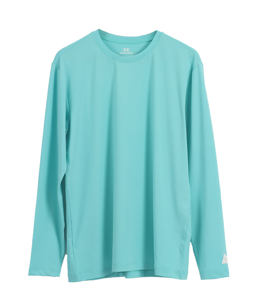 mint loosefit long sleeve rashguard