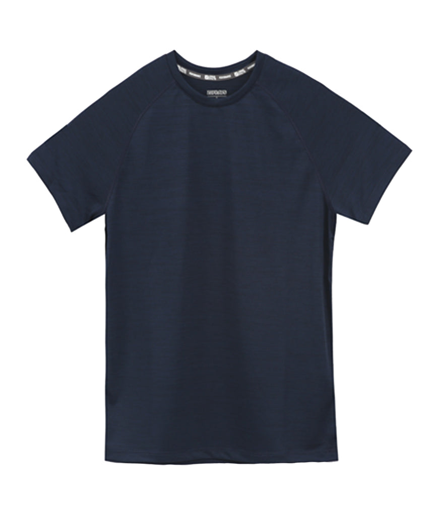 navy T-shirt short sleeve