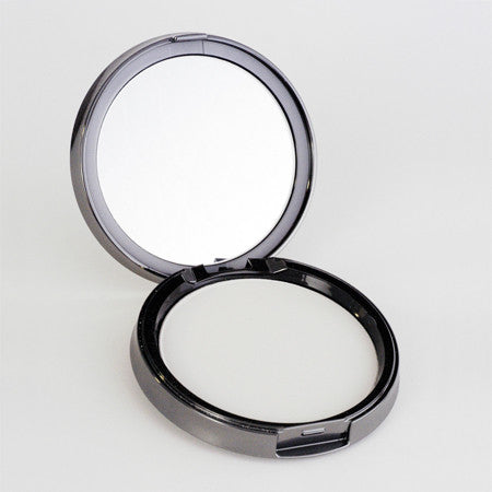 Invisible Blotting Powder Compact with Puff
