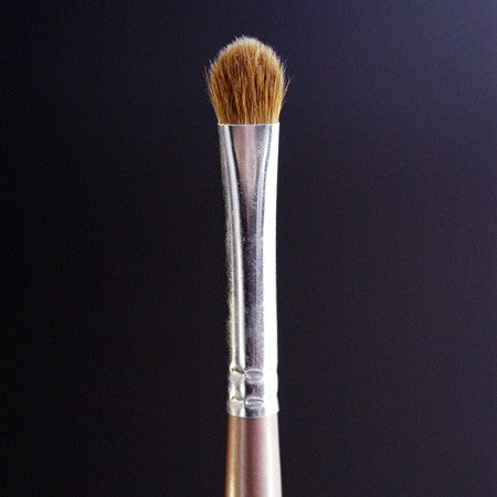 Double Angled Fluff Eyeshadow Brush