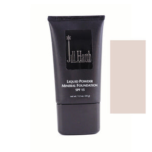 Porcelain Liquid Powder Mineral Foundation