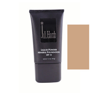Tender Liquid Powder Mineral Foundation -