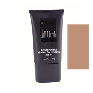 Sandy Beige Liquid Powder Mineral Foundation