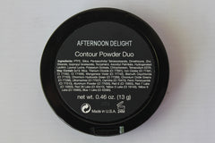 Afternoon Delight Contour/ Sculpting Powder Duo Compact with Mirror