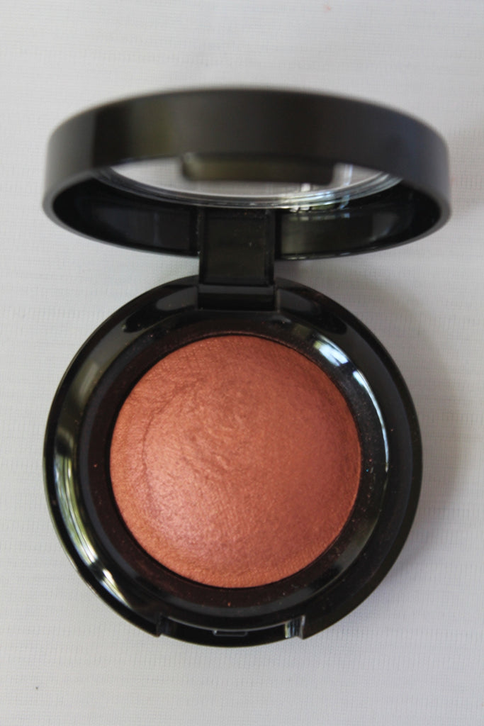 Rose Gold Baked Blushing Powder