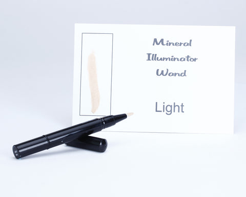 Concealer/ Illuminator Brush Wand. Aka The Trick Stick