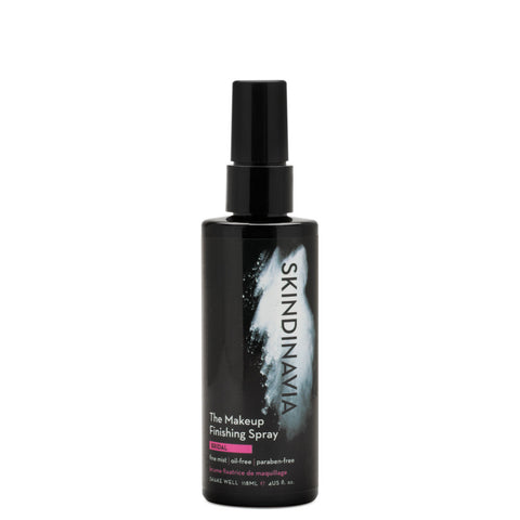 Bridal Makeup Finishing Spray by Skindinavia