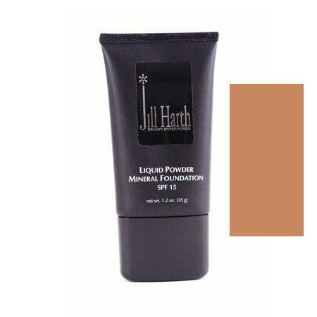 Honey Bronze Liquid Powder Mineral Foundation -
