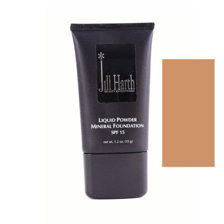 Country Beige Liquid Powder Mineral Foundation