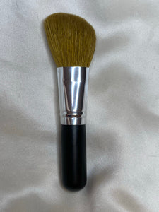 Angle Blush Brush with Short Handle