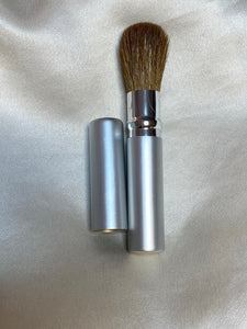 Retractable Small Powder Brush