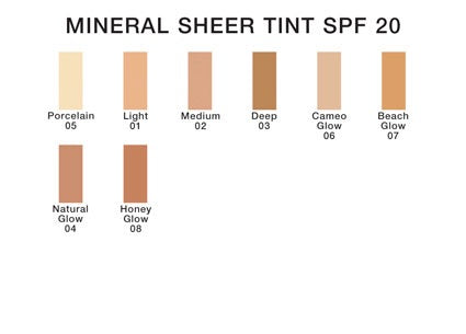 Medium Mineral Sheer TInt