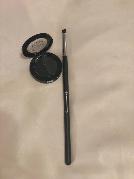 Black Diamond Eyeliner Duo with Angle EyeLiner Brush