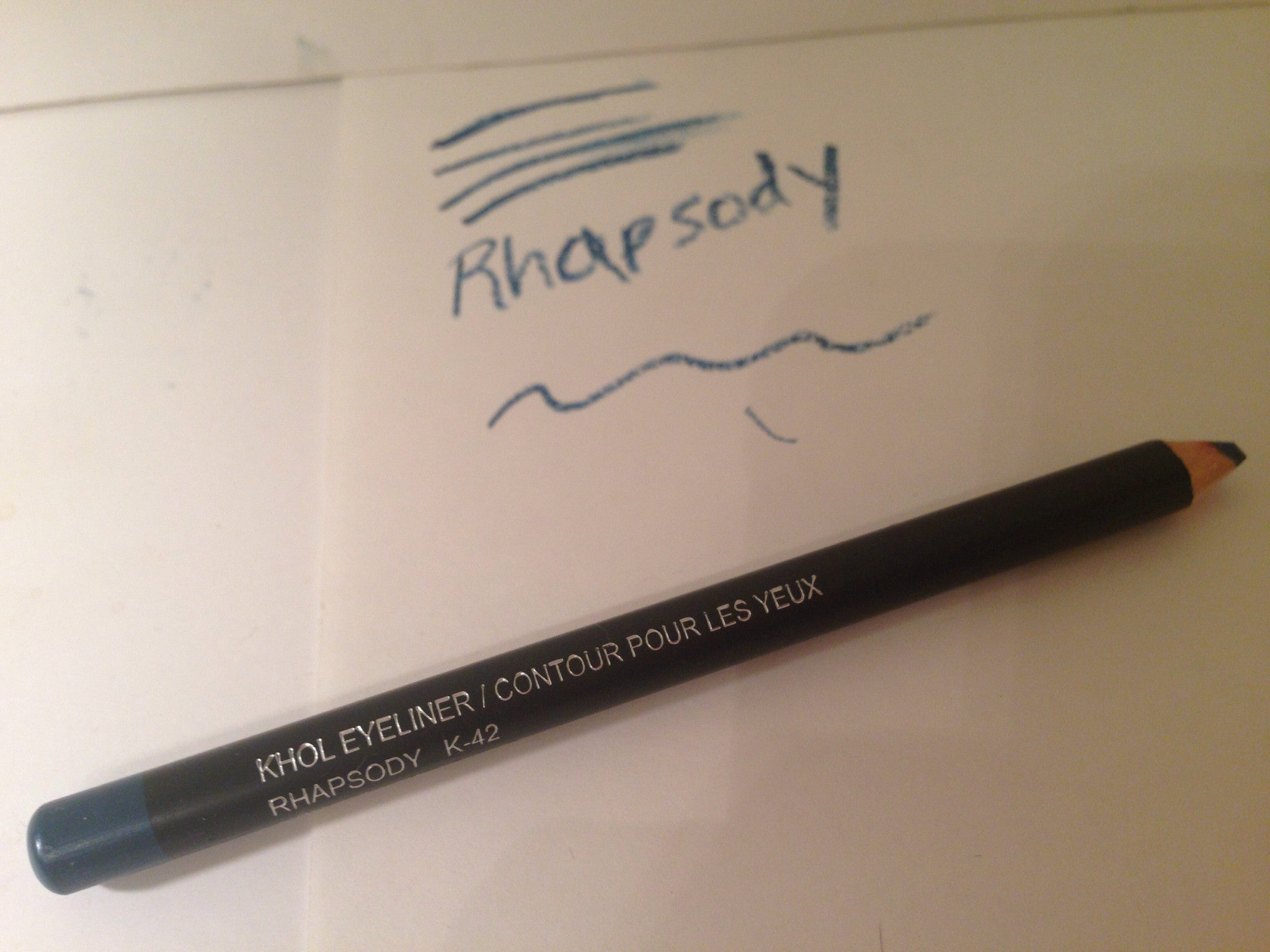 Rhapsody Kohl Eyeliner Pencil with Metal Sharpener