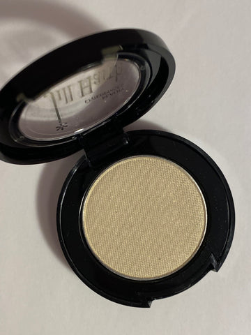White Gold Mineral Eyeshadow Single
