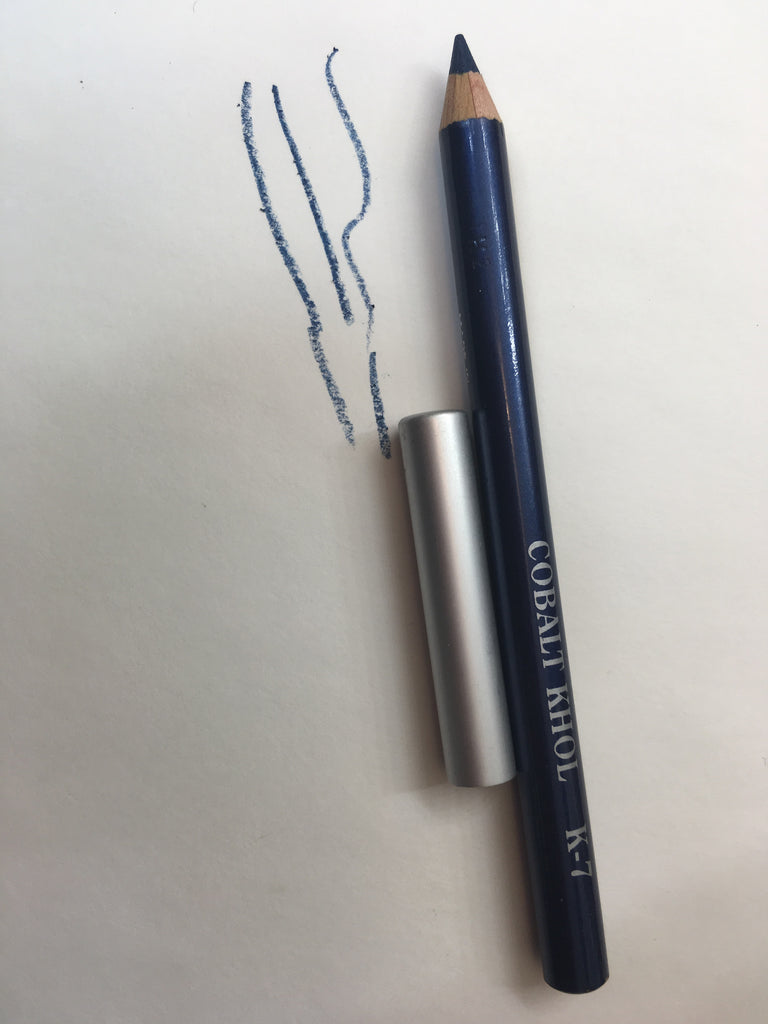 Cobalt Blue Kohl Eyeliner Pencil