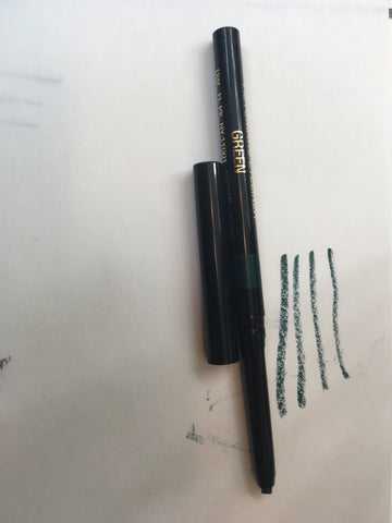 Green Automatic Eyeliner