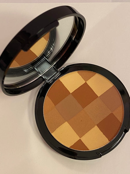 Bonfire Beach Mosaic Bronzer Powder Compact