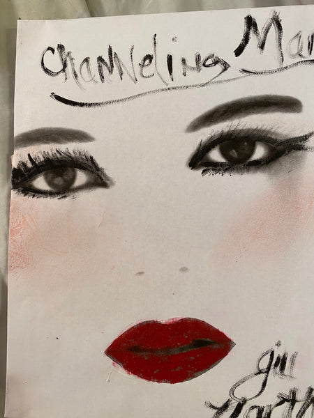 Channeling Marilyn ZOOM Makeup Collection ~for Glamour Girls