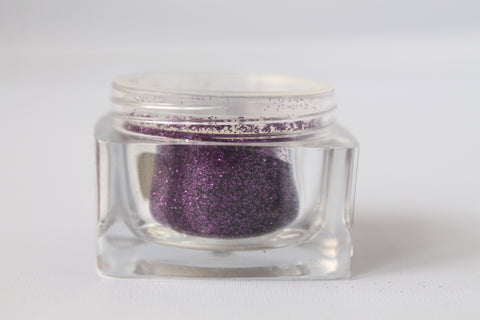 Purple Chunky Glitter Shadow