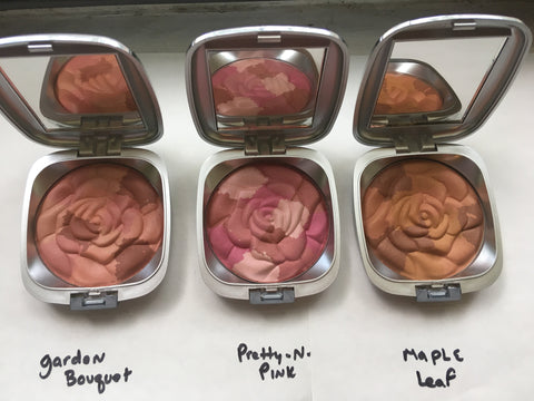 Blush & Bronzer Bouquets